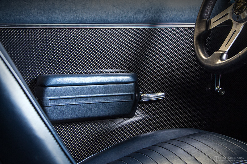 How To Install A 1969 Camaro Carbon Fiber Interior Kit