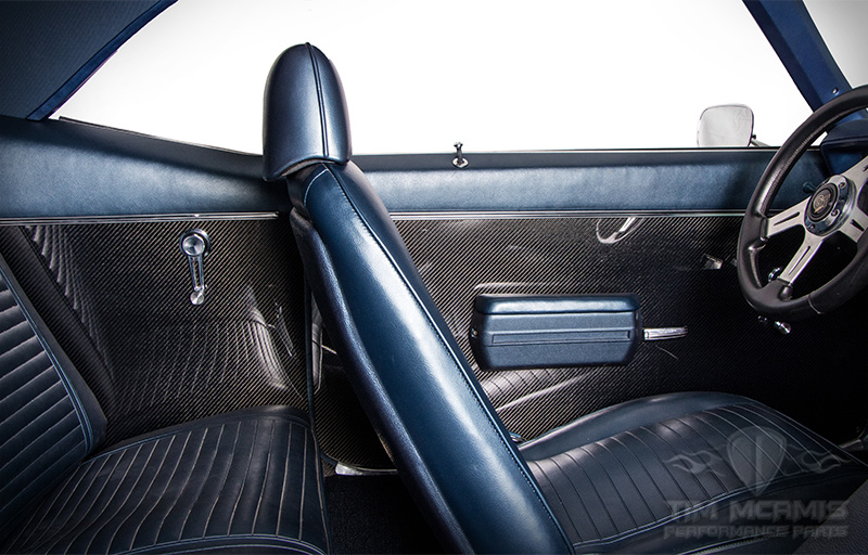 Camaro Carbon Fiber Interior Kit