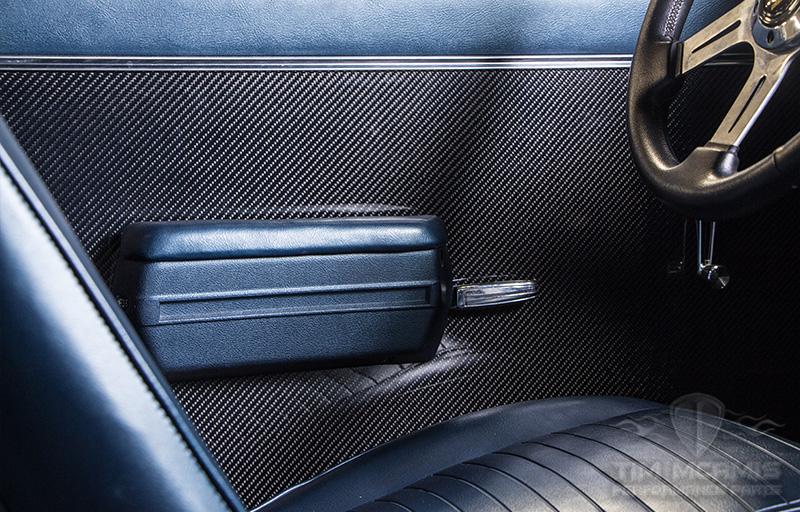 68 69 Camaro Inner Door Panel. U0027