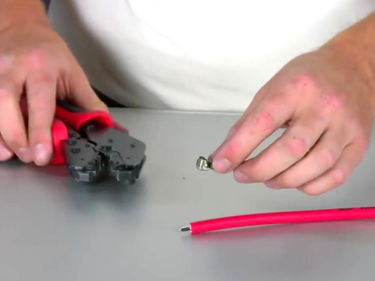 How-To-Crimp-A-Spark-Plug-Wire