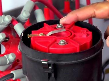 MSD-Rotor-Phasing