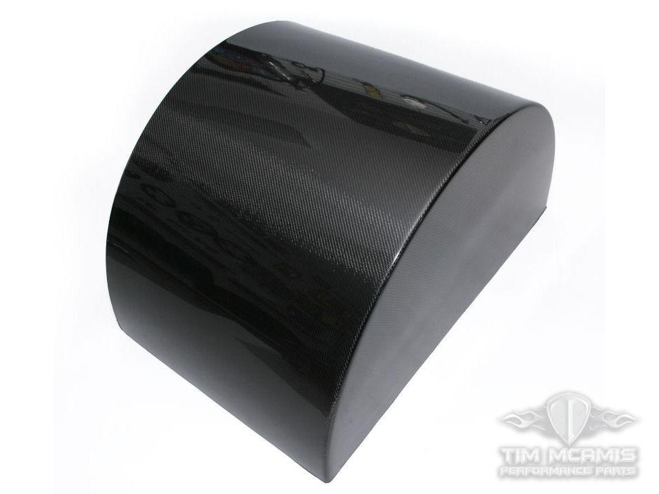 Carbon Fiber Wheel Tubs