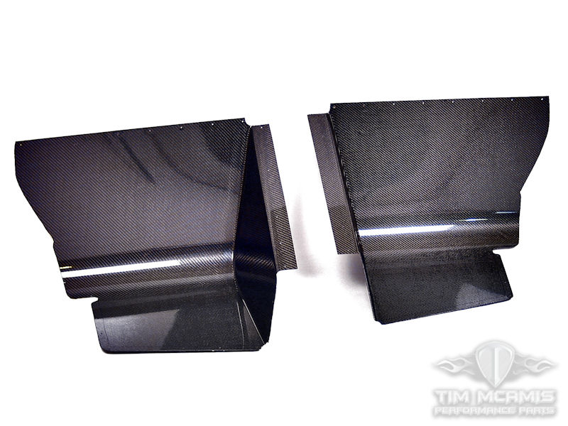 Carbon Fiber Tub Fillers