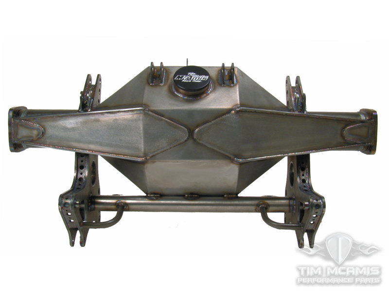 Flanged Axle Fabricated Rear End Housing