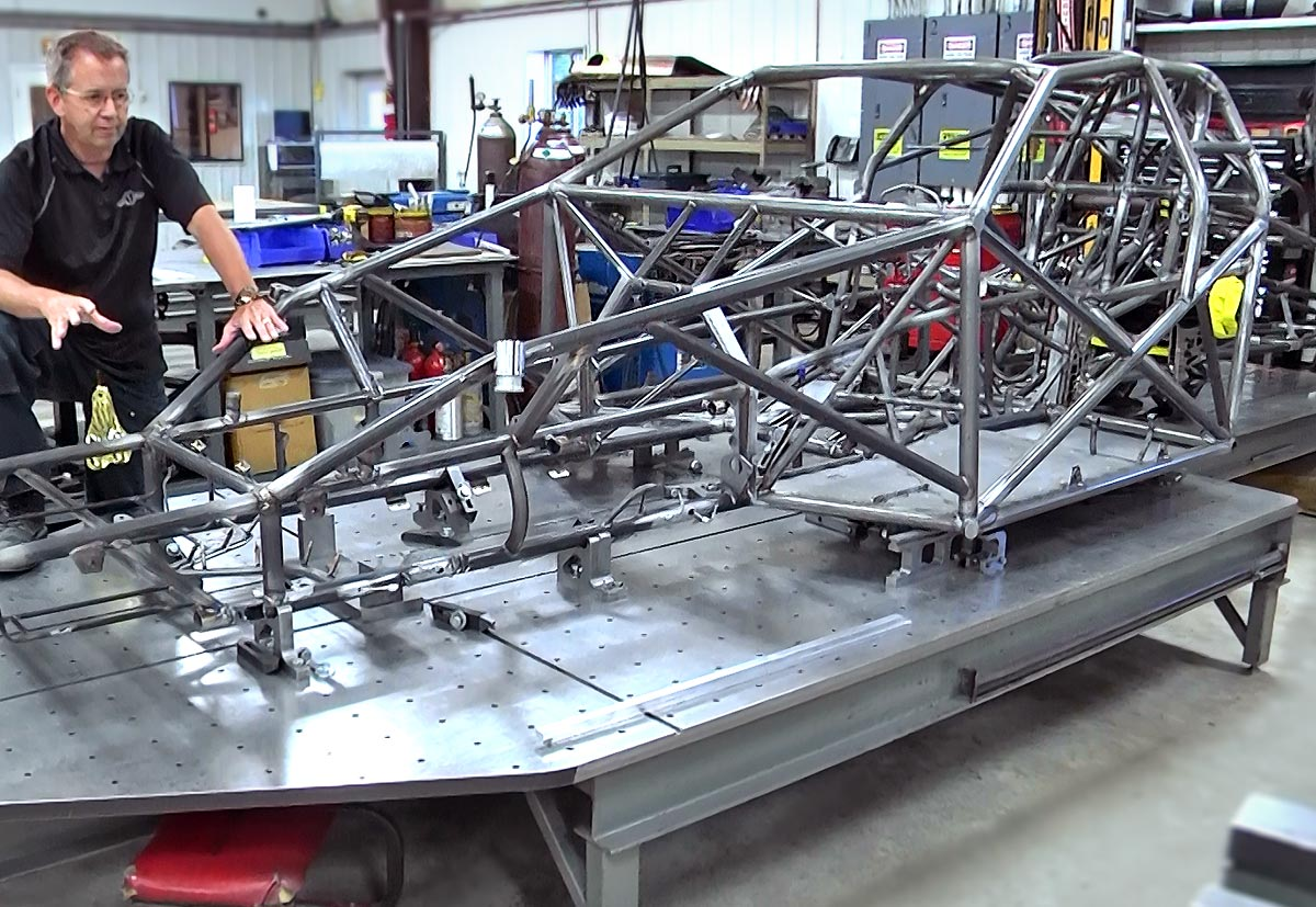 How To Make A Basic Chassis Jig - DragRace Academy